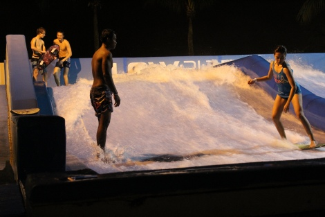 Flow Rider - Wave House Sentosa
