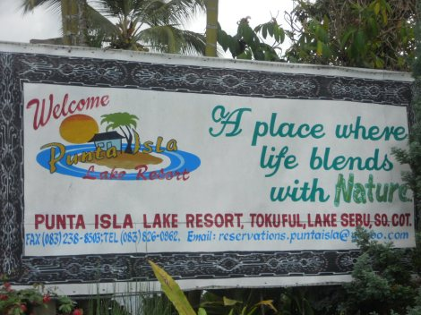 Punta Isla Lake Resort, Lake Sebu, South Cotabato